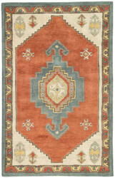 Jaipur Living Preston Saratoga Prs01 Apricot Orange Area Rug