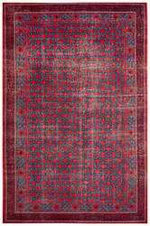 Jaipur Living Revolution Concord Rel04 American Beauty - Ocean Depth Area Rug