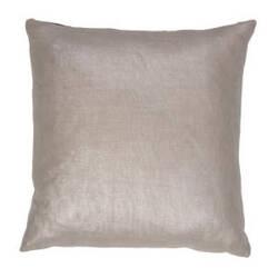 Jaipur Living Shimmer Pillow Glitter Shm04 Silver