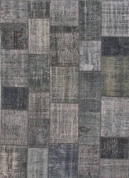 Jaipur Living Sketch Terrain Skh01 Gray and Black Area Rug