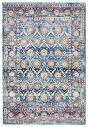 Jaipur Living Tabriz Jewel Tbz01 Cameo Blue - Warm Sand Area Rug