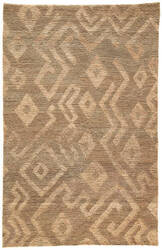 Jaipur Living Traditions Made Modern Select Instinct Tms01 Almond Buff - Bungee Cord Area Rug