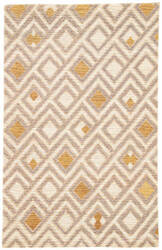 Jaipur Living Traditions Made Modern Select Manta Tms02 Cloud Cream - Wood Thrush Area Rug