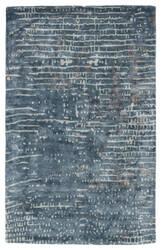 Jaipur Living Transcend Layloe Trd02 Aegean Blue - Agate Gray Area Rug