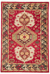 Jaipur Living Village By Artimas Karter Vba01 Baked Apple Area Rug