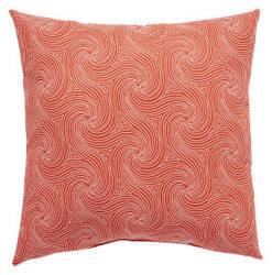 Jaipur Living Veranda Nabil Fresco-07 Ver110 Tomato - Snow White Area Rug