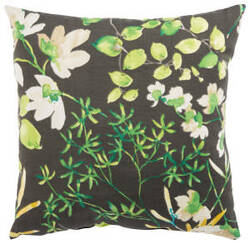 Jaipur Living Veranda Pillow Gazebo Ver133 Dark Gray - Green