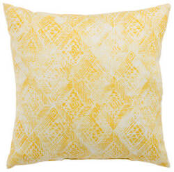 Jaipur Living Veranda Pillow Darrow Fresco Ver144 White - Yellow