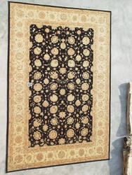 J. Aziz Peshawar Ult-113 Black-Beige 86932 Area Rug