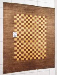 J. Aziz Peshawar Novelty Brown- 86886 Area Rug