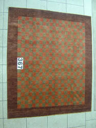 J. Aziz Peshawar Novelty Green- 86914 Area Rug