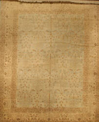 J. Aziz Antique Repro Sw-1009 Lbl-Iv 86843 Area Rug
