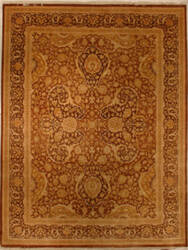 J. Aziz Haj Jalili V-1745 Gold / Charcoal Area Rug