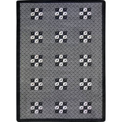 Joy Carpets Games People Play Finish Line Multi Area Rug