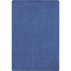 Joy Carpets Kid Essentials Just Kidding Cobalt Blue Area Rug