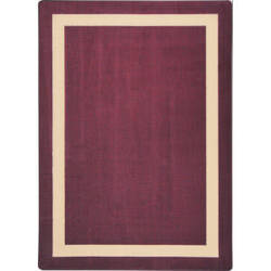 Joy Carpets Kid Essentials Portrait Heather Area Rug