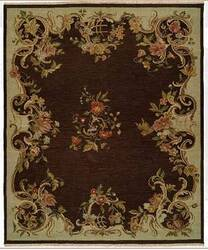 Kalaty Florence Fr-633 Brown Area Rug