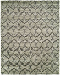 Rugstudio Sample Sale 126468R Pebble Grey Area Rug