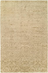 Famous Maker Shaza 100551 Etched Geo Area Rug