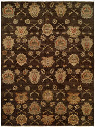 Famous Maker Regal Legacy Rh-783 Brown Area Rug