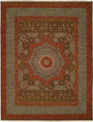 Famous Maker Soumak 100268 Multi Area Rug