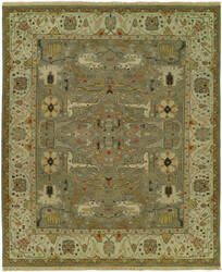Famous Maker Soumak 100279 Willow Area Rug