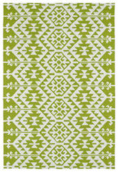 Kaleen Habitat 2111-96 Lime Green Area Rug