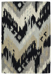 Kaleen Casual 5054-02 Black Area Rug