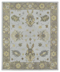Kaleen Brooklyn 5303-77 Silver Area Rug