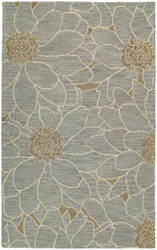 Kaleen Carriage City Park Blue 17 Area Rug