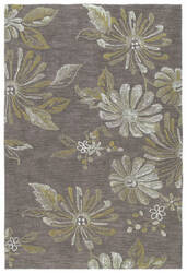 Kaleen Inspire 6402 Marvel Brown 49 Area Rug