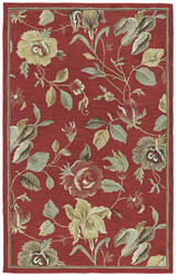 Kaleen Khazana 6557 Savannah Red 25 Area Rug