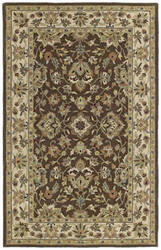 Kaleen Khazana 6561-40 Chocolate Area Rug
