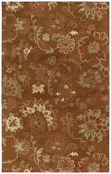 Kaleen Magi Rose of Lebanon Copper 7201-67 Area Rug