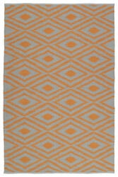 Kaleen Brisa Bri02-89b Orange Area Rug