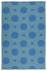Kaleen Brisa Bri06-17b Blue Area Rug
