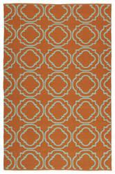Kaleen Brisa Bri07-89a Orange Area Rug