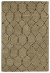 Kaleen Casablanca Cas02-82 Light Brown Area Rug