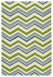 Kaleen Escape Esc05-50 Green Area Rug