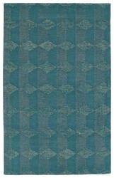 Kaleen Evanesce Ese05-91 Teal Area Rug