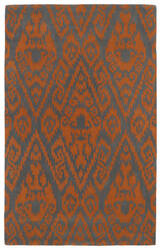 Kaleen Evolution Evl02-89 Orange Area Rug