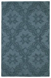 Kaleen Imprints Classic Ipc03-78 Turquoise Area Rug