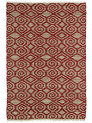 Kaleen Kenwood Ken02-25 Red Area Rug