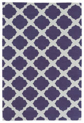 Kaleen Lily And Liam Lal01-95 Purple Area Rug