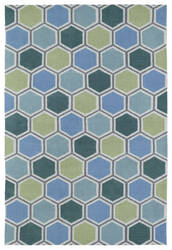 Kaleen Lily And Liam Lal05-17 Blue Area Rug