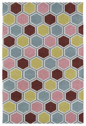 Kaleen Lily And Liam Lal05-92 Pink Area Rug
