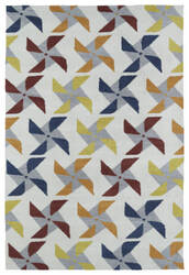 Kaleen Lily And Liam Lal06-01 Ivory Area Rug