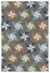 Kaleen Lily And Liam Lal06-27 Taupe Area Rug