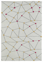 Kaleen Lily And Liam Lal08-01 Ivory Area Rug