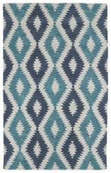 Kaleen Lakota Lkt01-78 Turquoise Area Rug